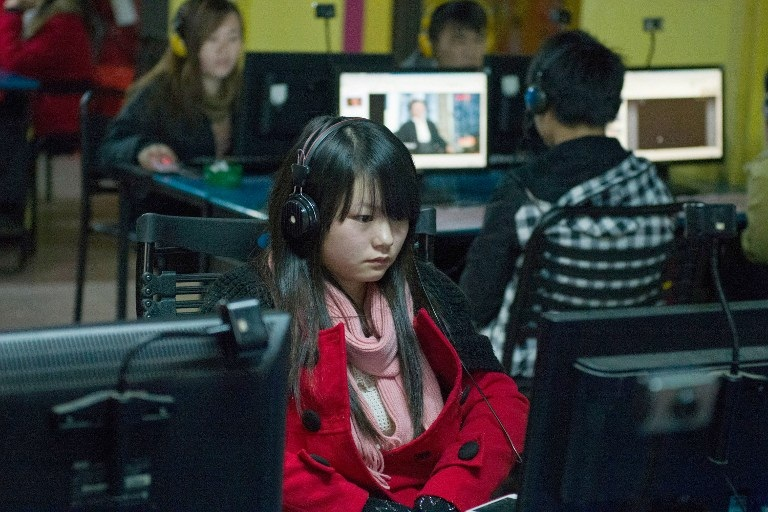 Chinas online population rises to 721 million